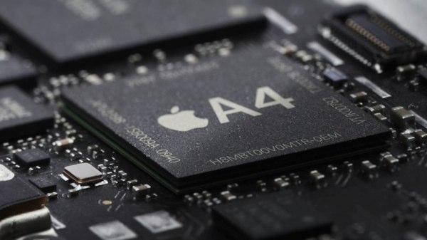 a4 apple chip
