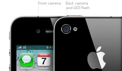 iphone 4 cam