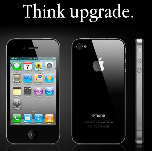 iphone 4 think