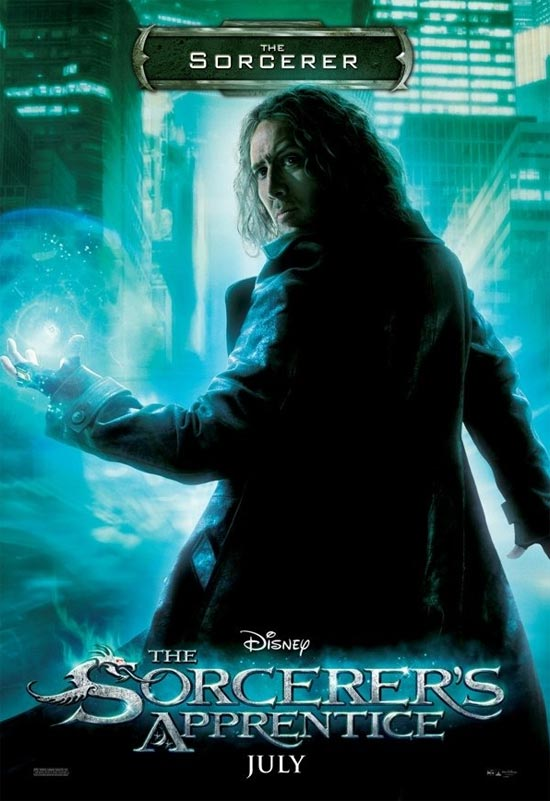 sorcerers apprentice movie eagle