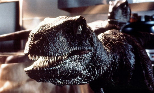 Jurassic Park Raptop