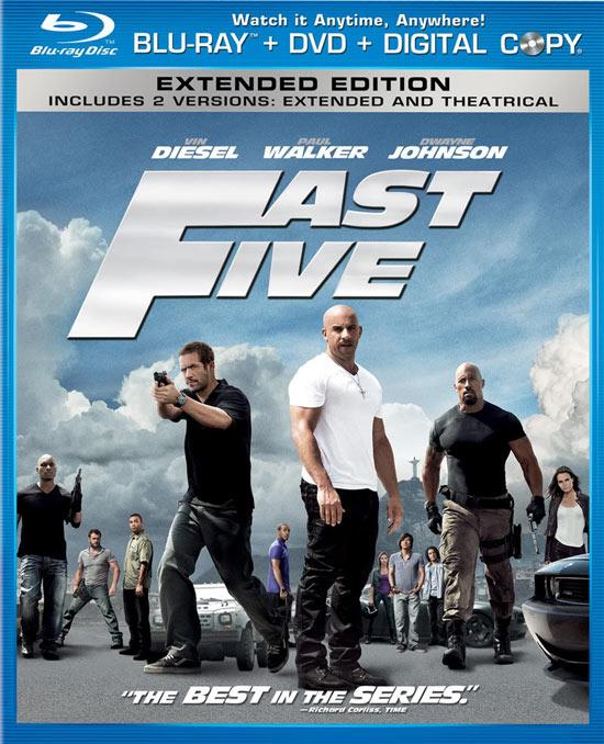 fastfive bluray release date01