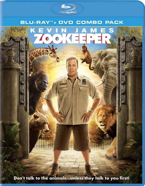 zookeeper bluray