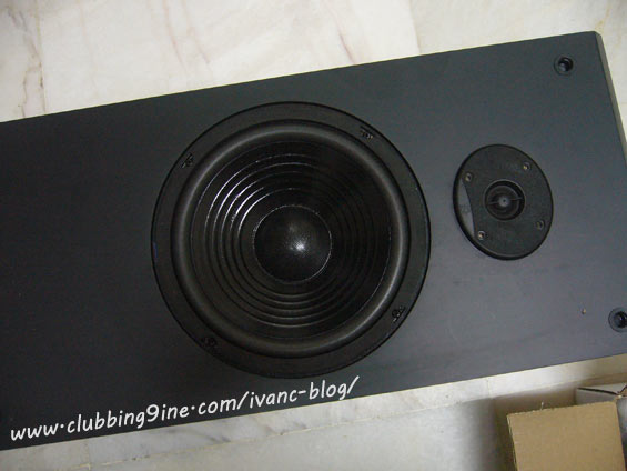 replace new speakers