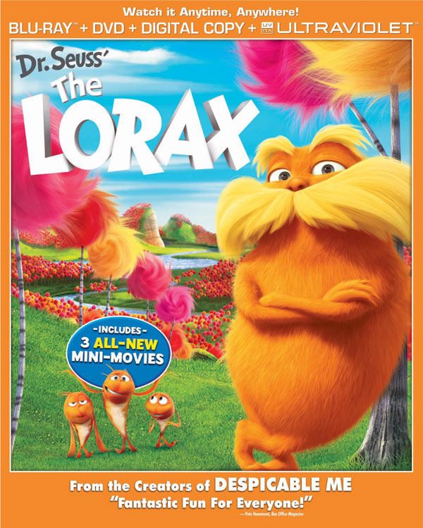drseuss lorax bluray
