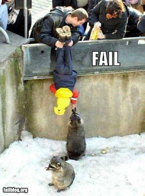 Epic Fail Photo