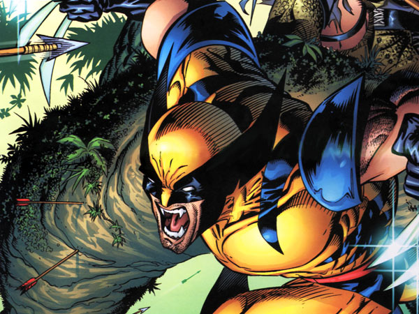 Wolverine in Avengers 2