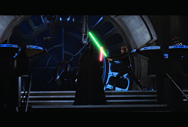 Star Wars Trilogy Blu-ray