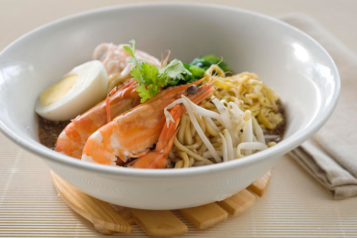 Lam Mee at Sun & Surf Cafe