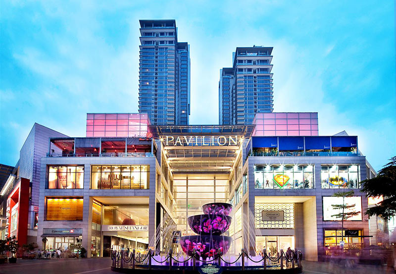 Where to Shop - Pavilion KL Shopping Mall