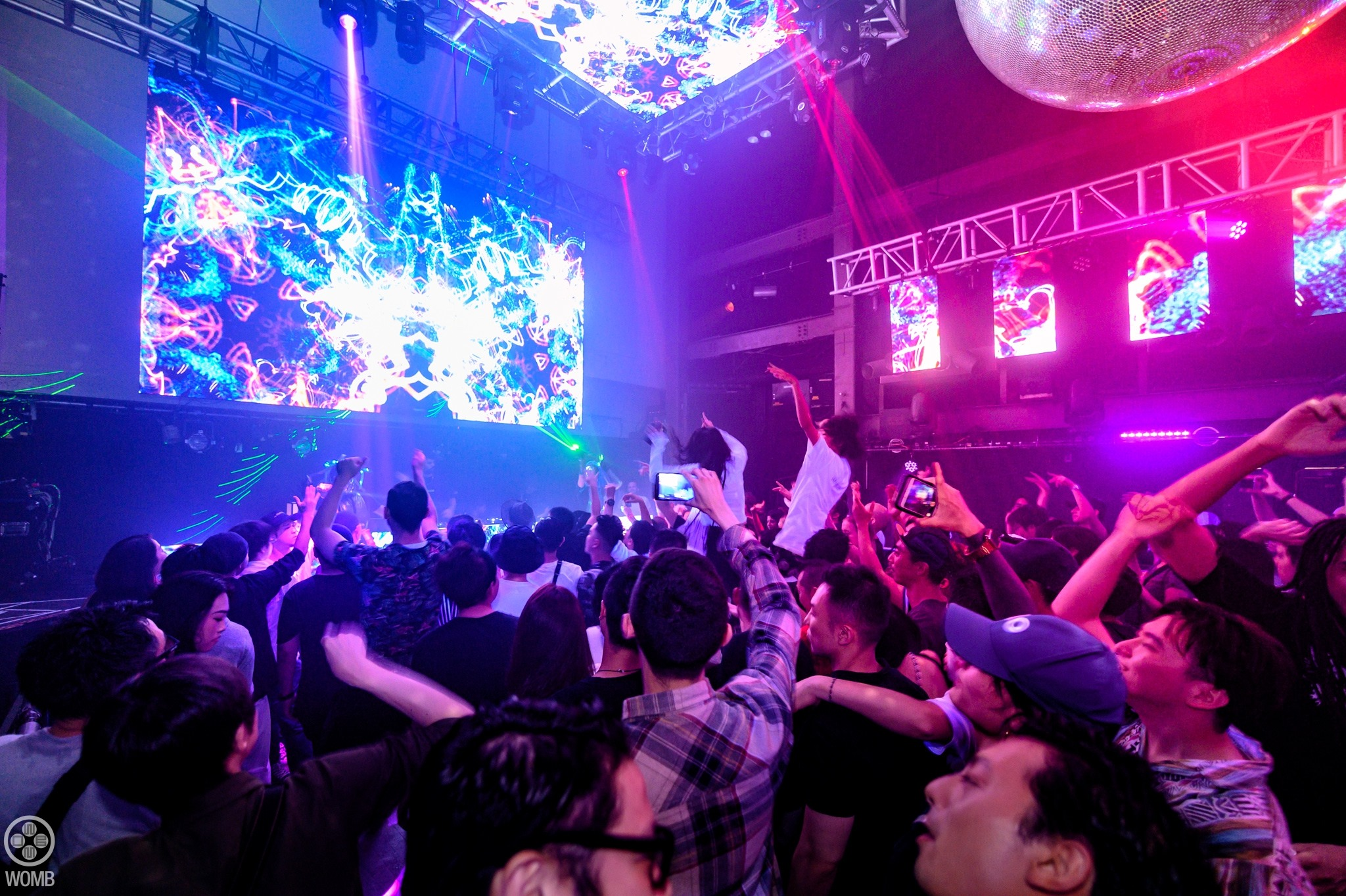 Club Womb Tokyo - Top Clubs in Japan