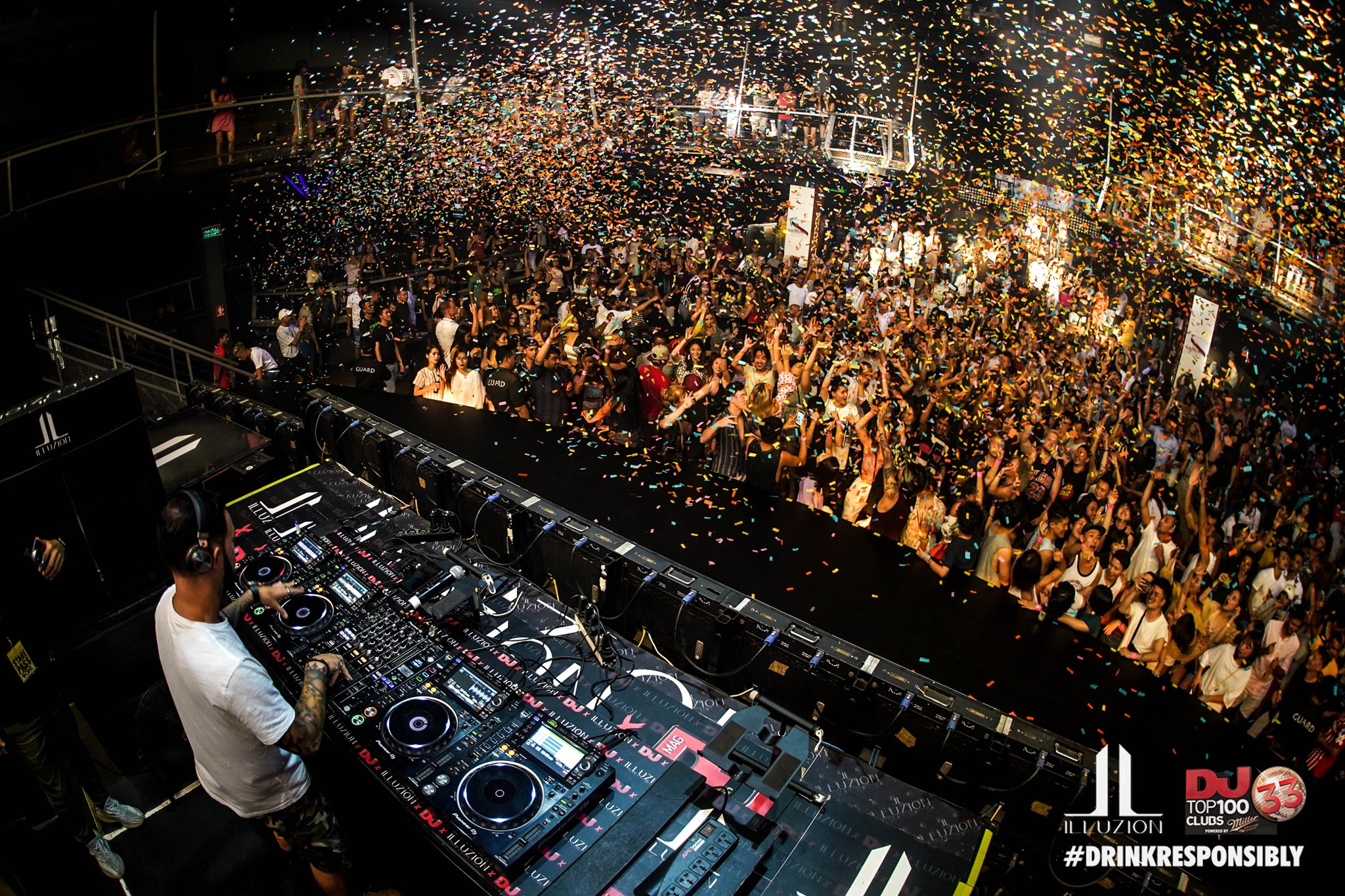 Illuzion Patong- Top Clubs in Phuket