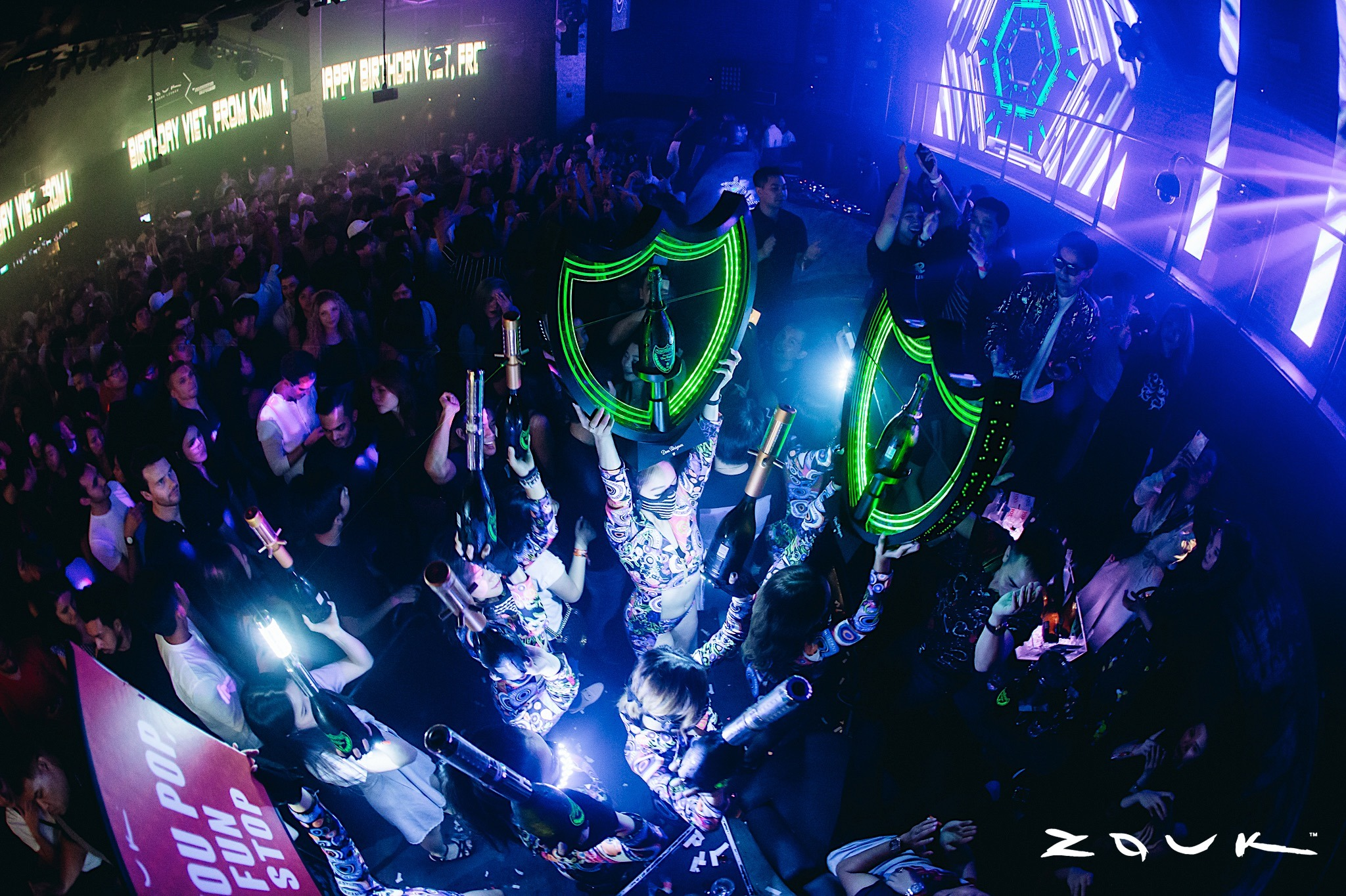 Zouk Singapore - Top Clubs in Singapore