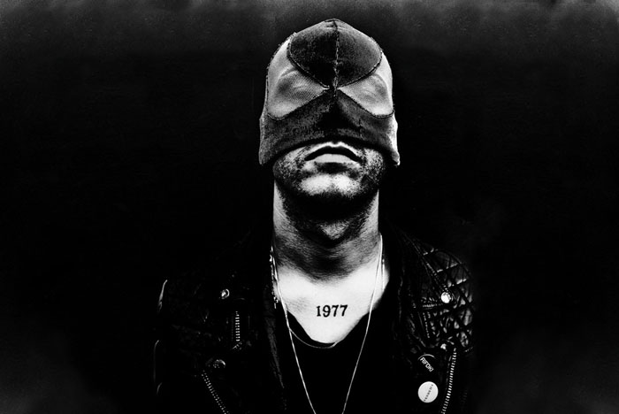 The Bloody Beetroots Mask