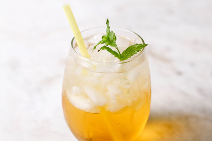 mintjulep cocktail drink