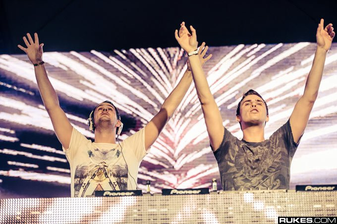 W&W at Thirst 2013