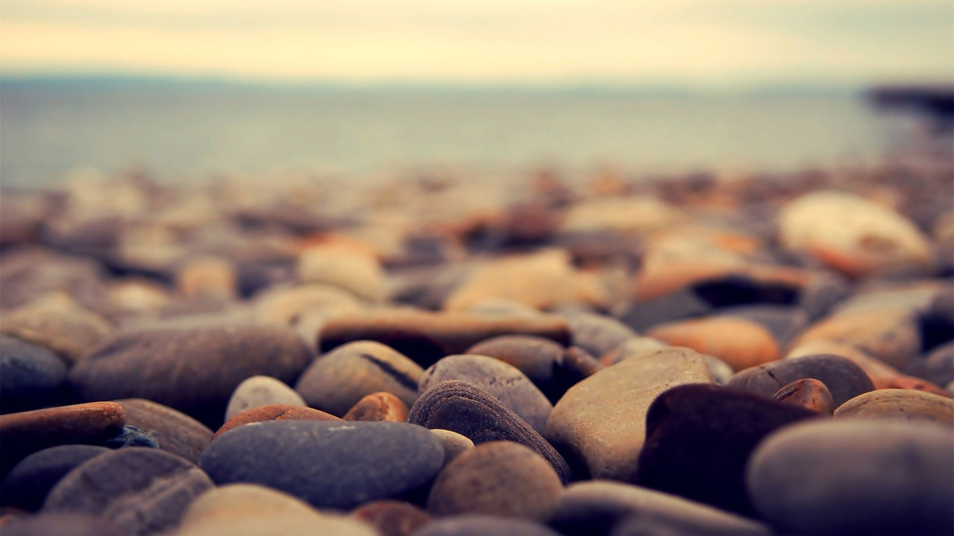 Stone Pebbles for House Music Cover