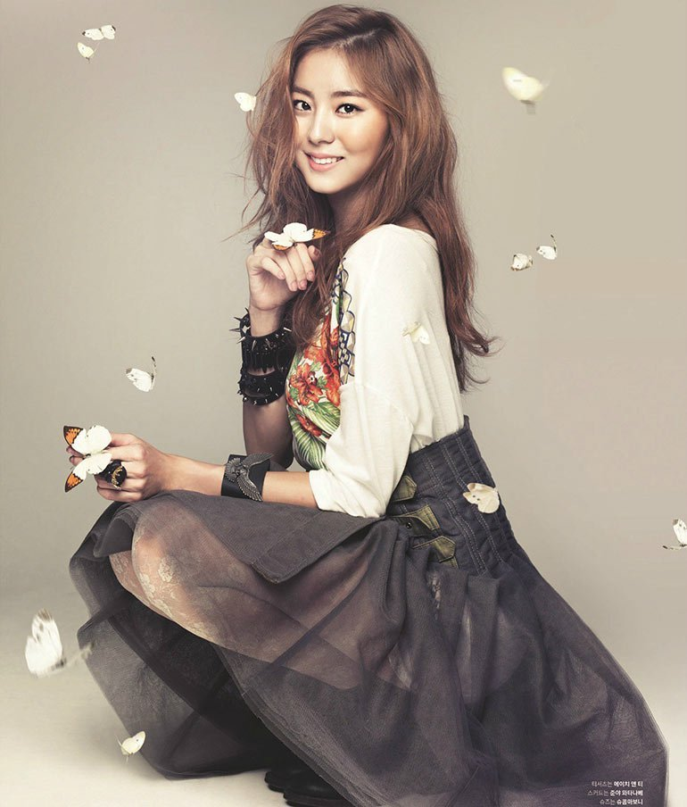 Uee After School