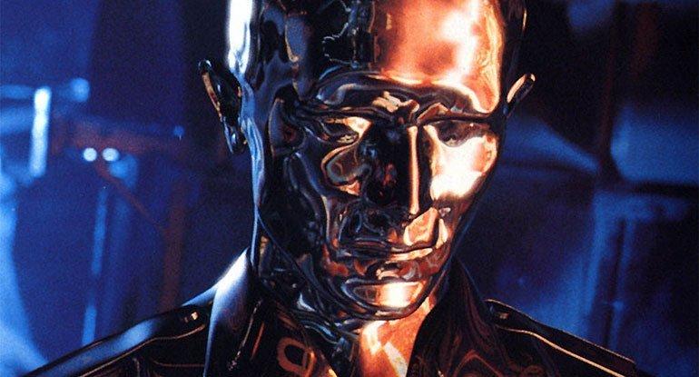 T-1000: Terminator 2
