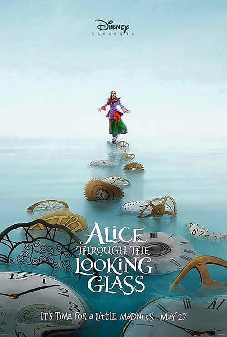 Alice In Wonderland 2016 Movie