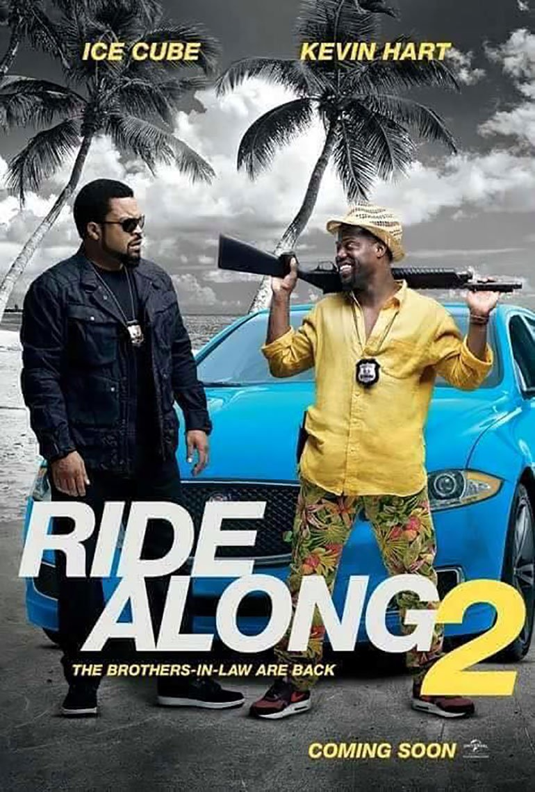 Ride Along 2016 Movie