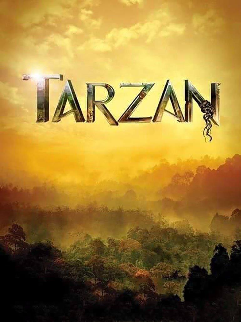 Tarzan Movie 2016
