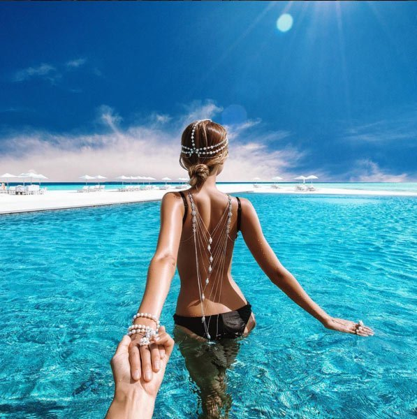 Follow Me To Maldives
