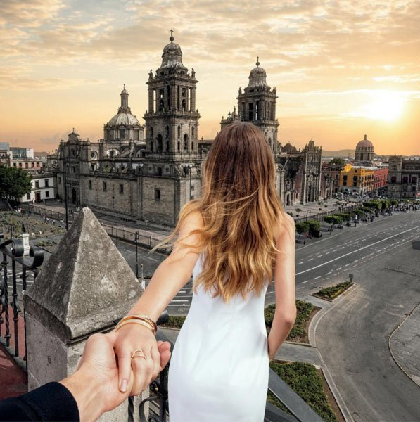 Follow Me To Mexico City