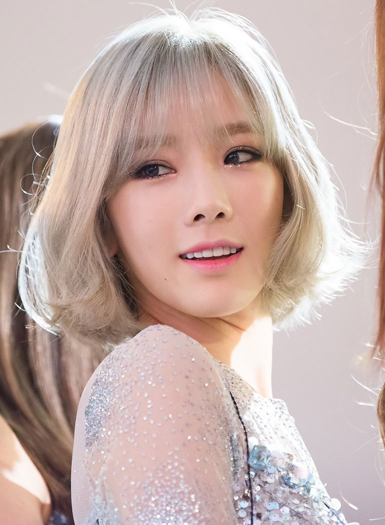Taeyeon New Hairstyle