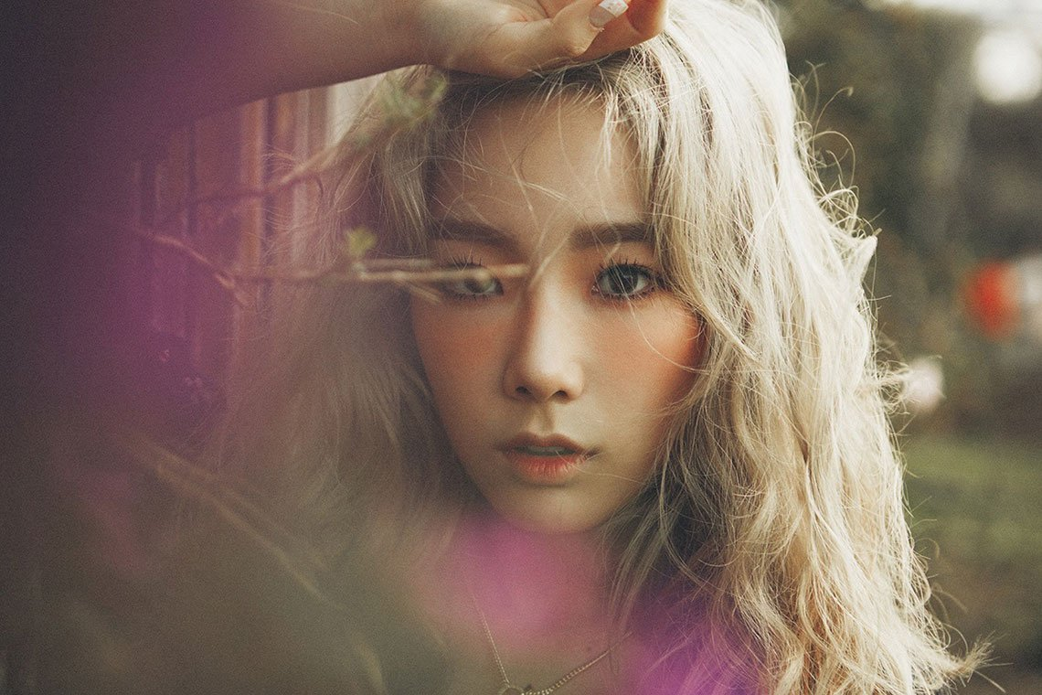 Kim TaeYeon Pic