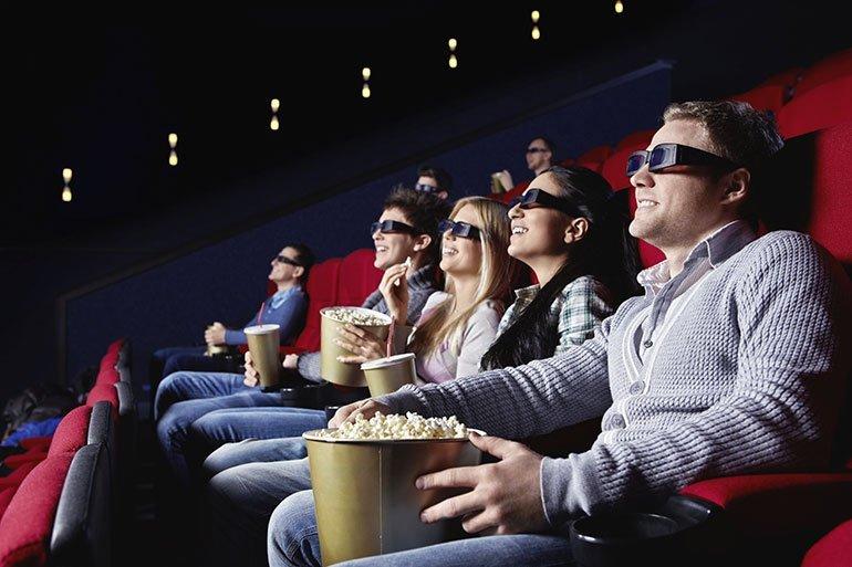 Midnight movie activities