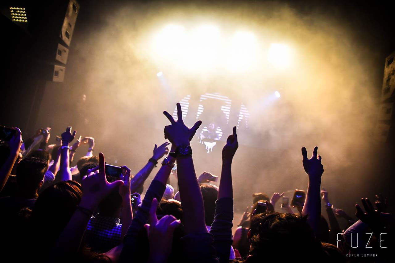 Clubbing - Night Activities in Malaysia
