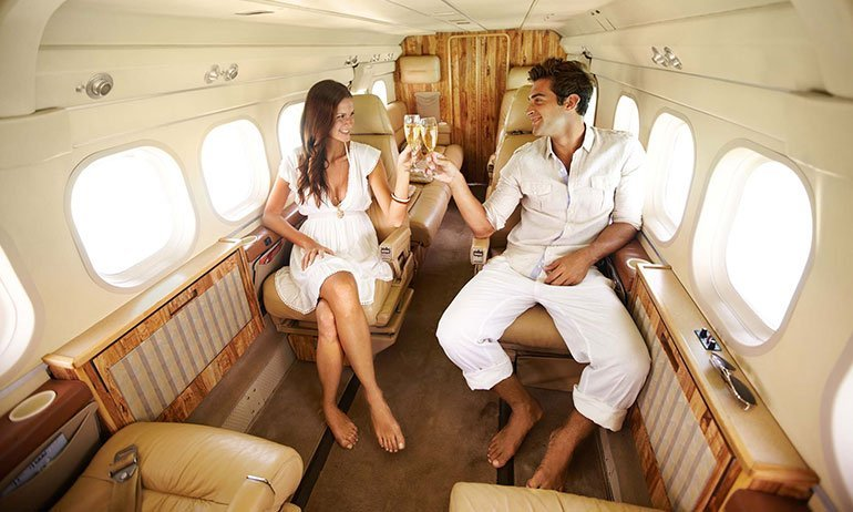Private Jet Party - Party Ideas