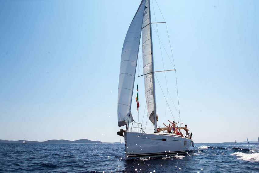 Sailboat Party - Party Ideas
