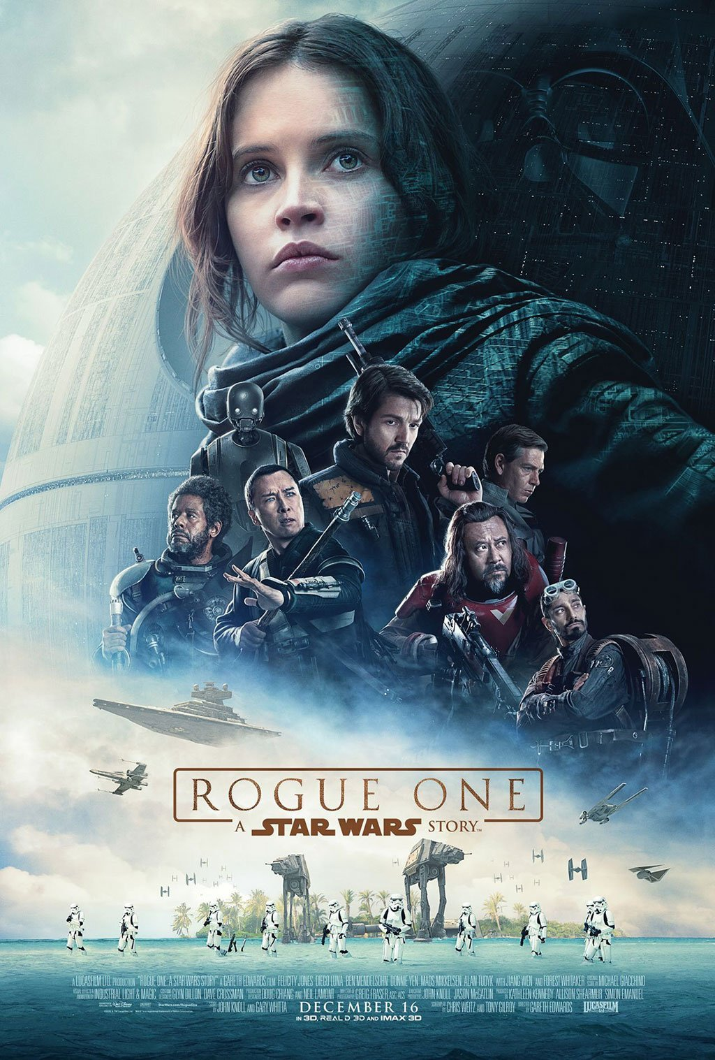 Rogue One Poster New
