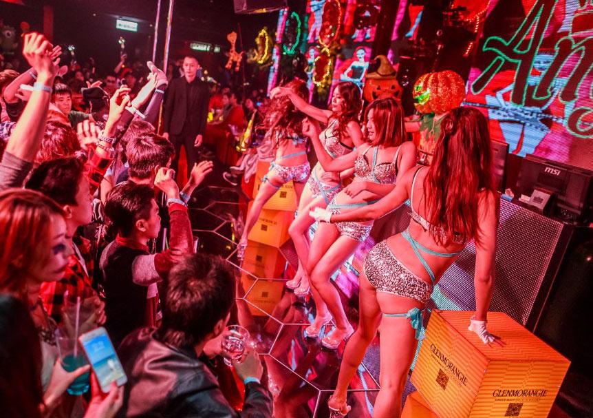 Taipei Nightlife Clubbing