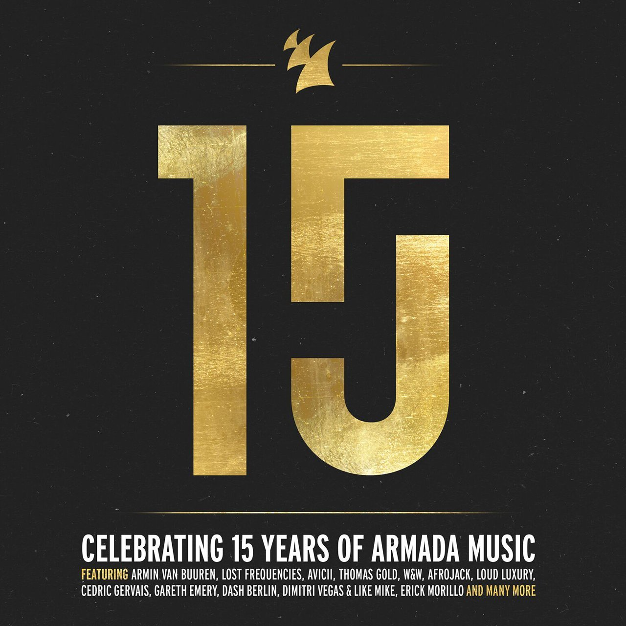 Armada 15 Years 4CD Compilation Album