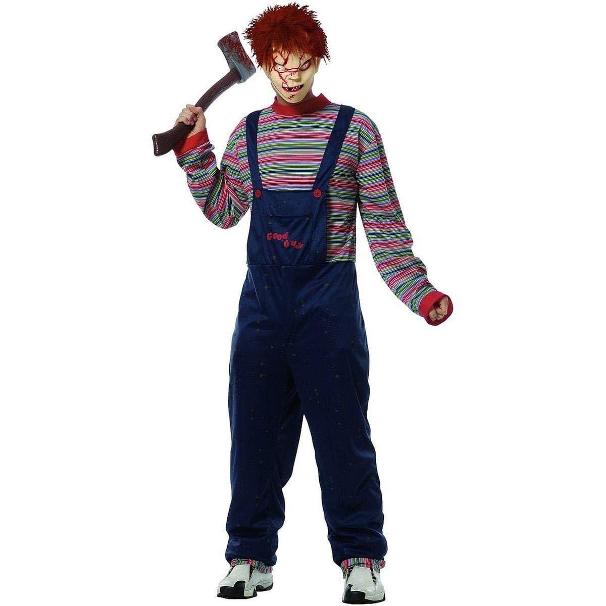 Chucky Child Play Costume