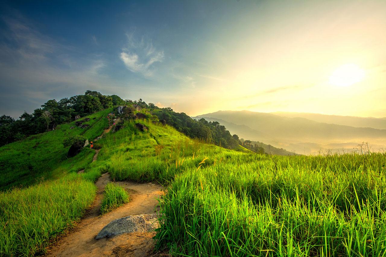 Broga Hill Sunrise