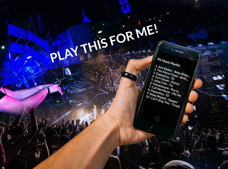 Song Request Playlist Annoyed DJ
