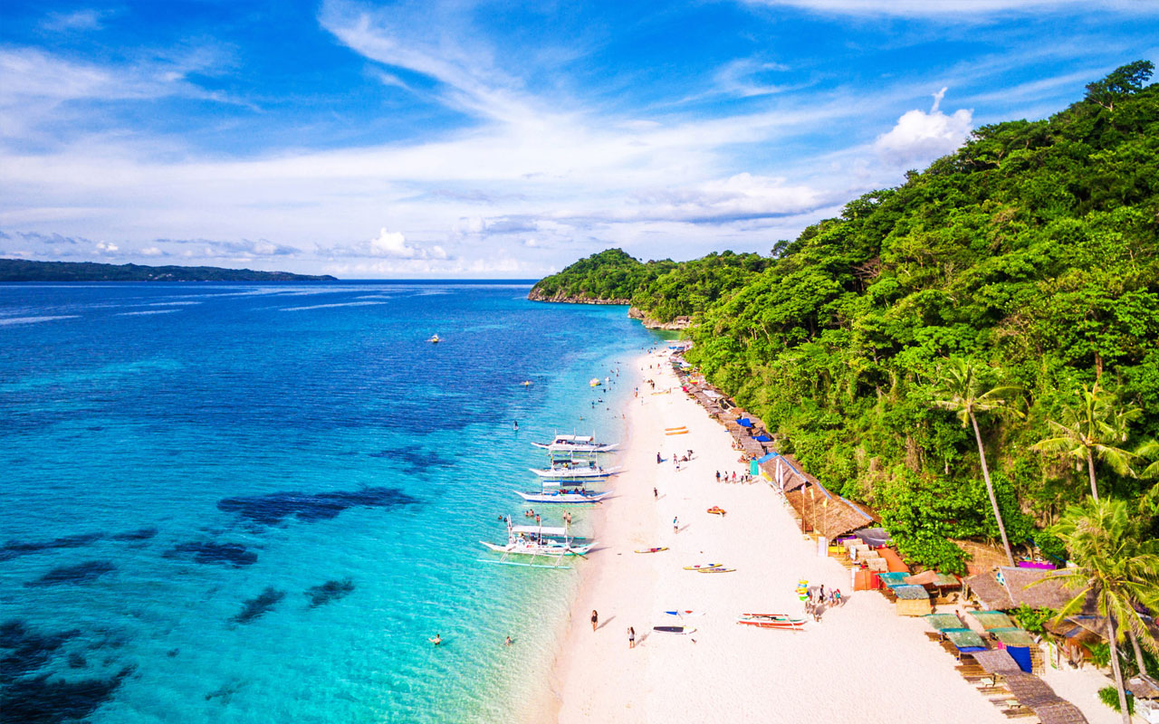 Boracay, Philippines - Southeast Asia Best Party Islands
