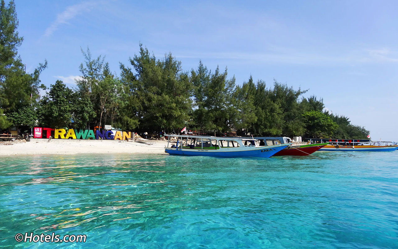 Gili Islands, Indonesia - Southeast Asia Best Party Islands