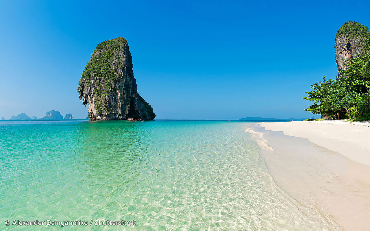 Ko Phi Phi Don, Thailand - Southeast Asia Best Party Islands