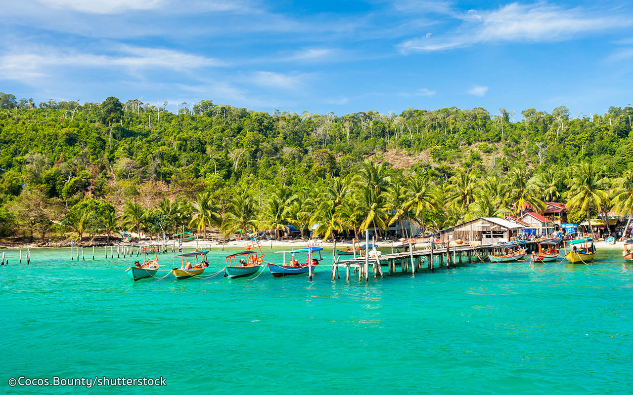 Koh Rong, Cambodia - Southeast Asia Best Party Islands