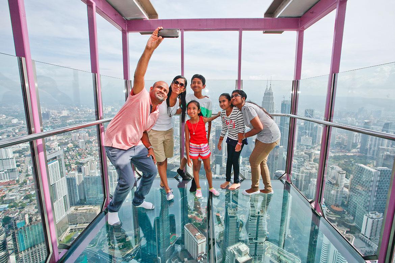 Menara KL Skybox