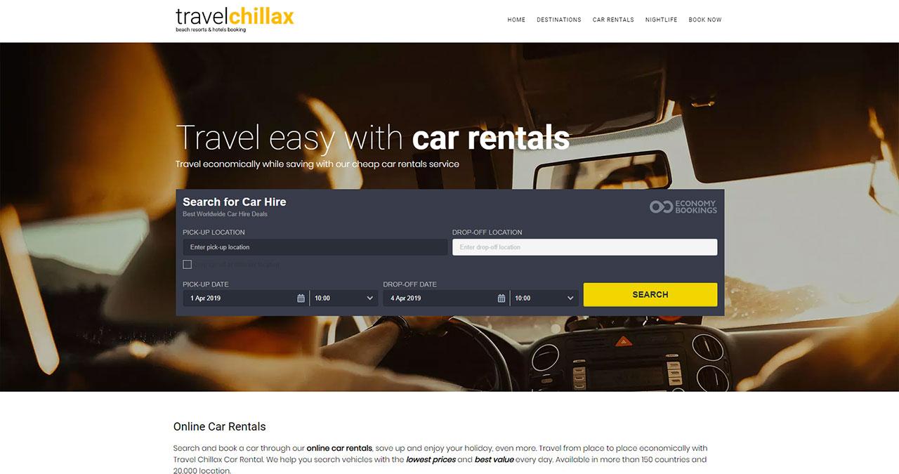 Cheap Car Rental Southeast Asia