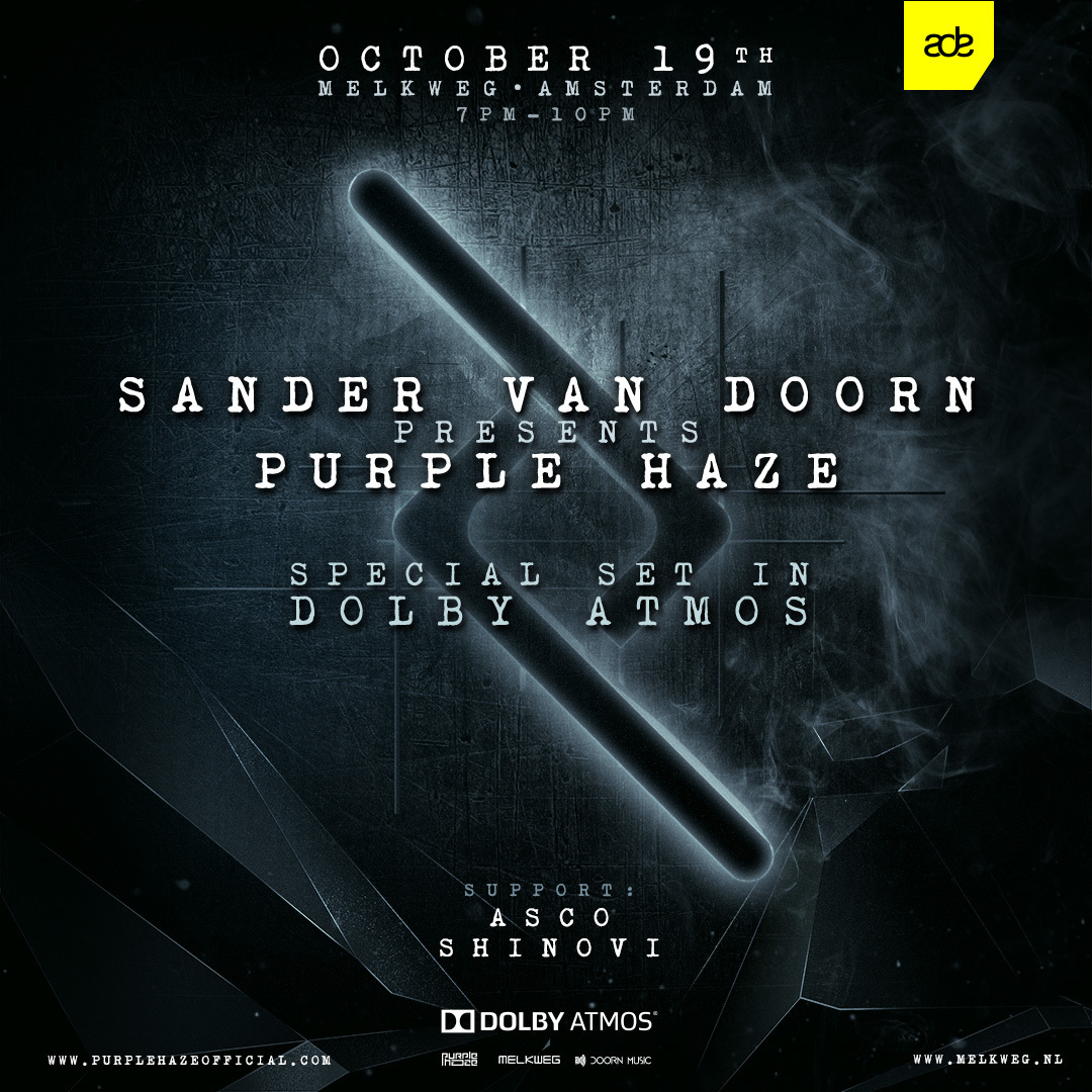 ADE 2019 Dolby Atmos