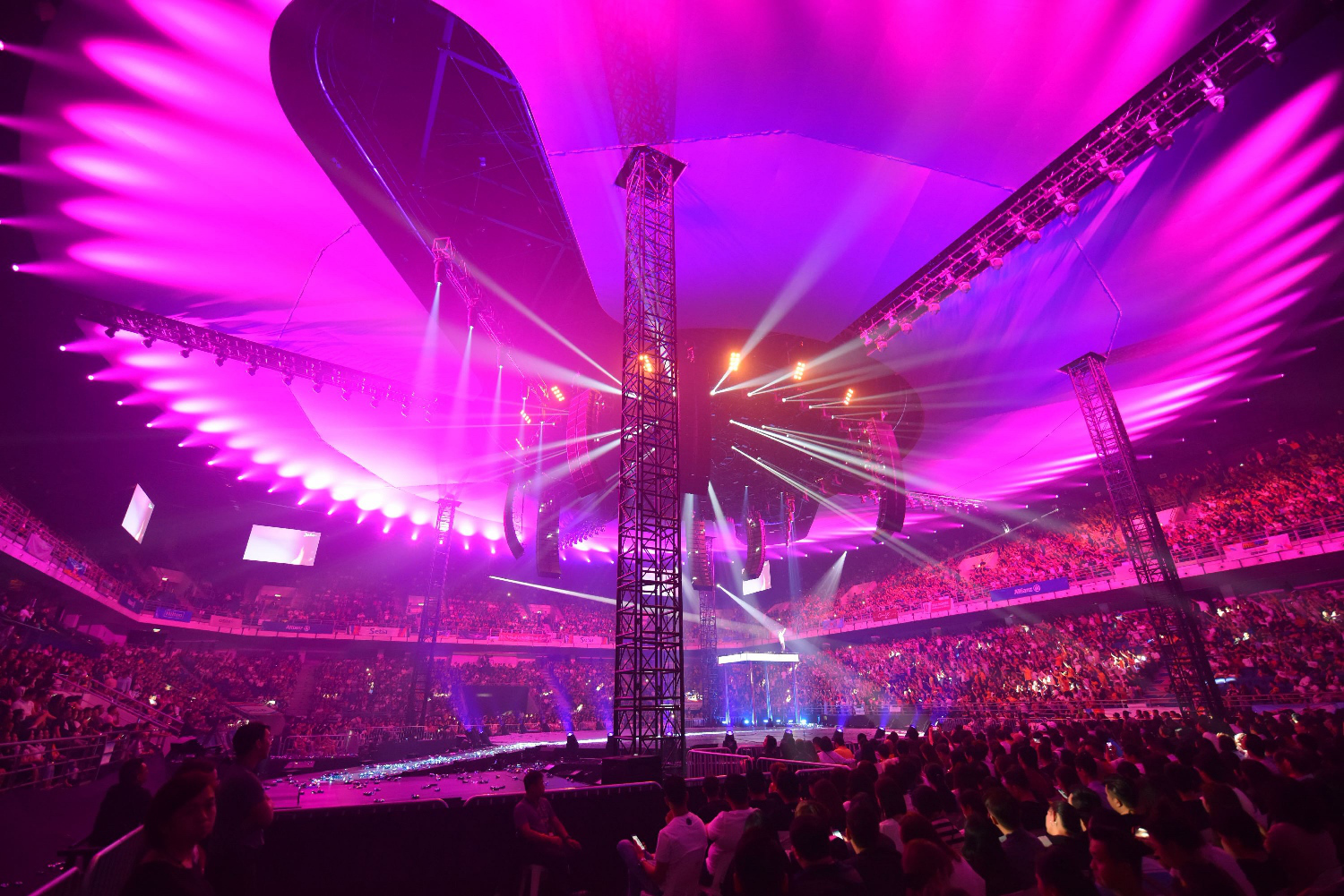 Andy Lau Concert in Malaysia