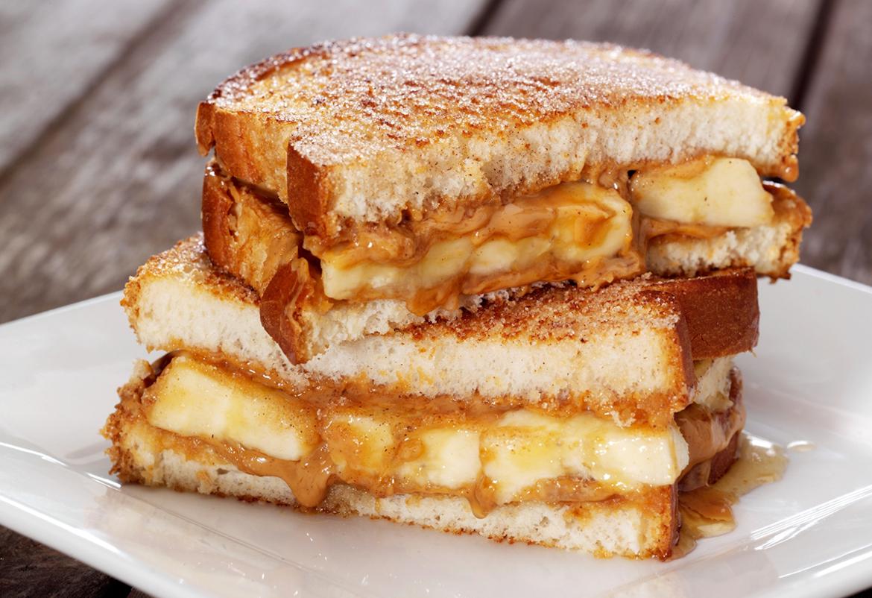 Peanut Butter & Jam Sandwiches Meal Plan