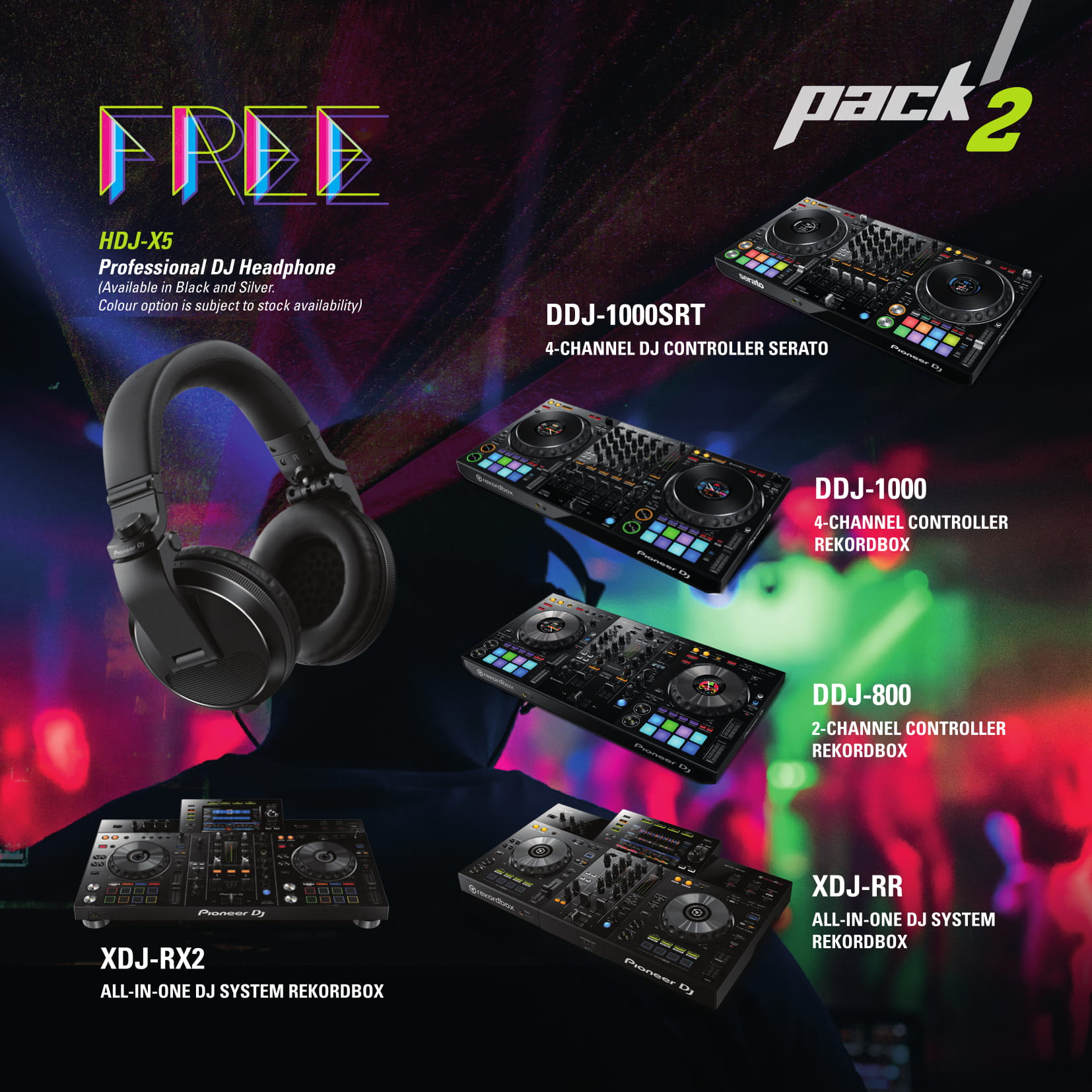 pioneer dj package 2